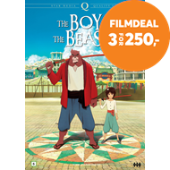 Produktbilde for The Boy And The Beast (DVD)