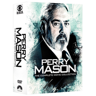 Perry Mason - The Complete Movie Collection (DVD - SONE 1)