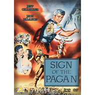 Sign Of The Pagan (UK-import) (DVD)