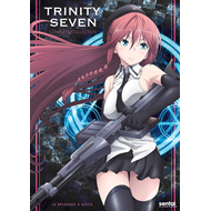 Trinity Seven - Complete Collection (DVD - SONE 1)