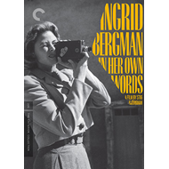 Ingrid Bergman: In Her Own Words - Criterion Collection (DVD - SONE 1)