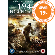Produktbilde for 1944 - Forced To Fight (UK-import) (DVD)