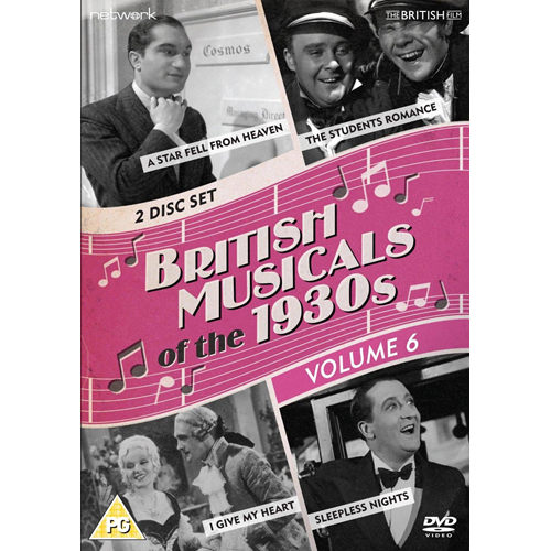 British Musicals Of The 1930s - Volume 6 (UK-import) (DVD)
