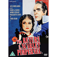 The Return Of The Scarlet Pimpernel (UK-import) (DVD)