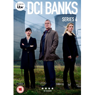DCI Banks - Sesong 4 (UK-import) (DVD)