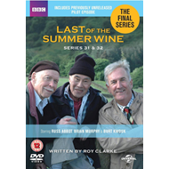 Last Of The Summer Wine - Sesong 31 & 32 (UK-import) (DVD)