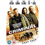 Criminal (UK-import) (DVD)