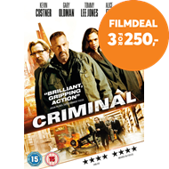 Produktbilde for Criminal (UK-import) (DVD)