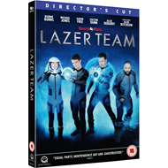 Lazer Team (UK-import) (DVD)