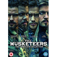 The Musketeers - The Complete Collection (UK-import) (DVD)