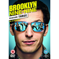 Brooklyn Nine-Nine - Sesong 3 (UK-import) (DVD)