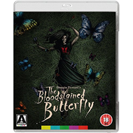 Produktbilde for The Bloodstained Butterfly (UK-import) (Blu-ray + DVD)