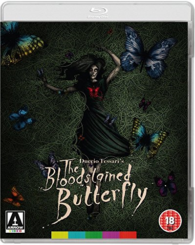 The Bloodstained Butterfly (UK-import) (Blu-ray + DVD)