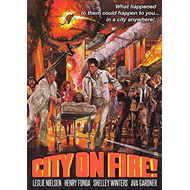 City On Fire (1979) (DVD - SONE 1)