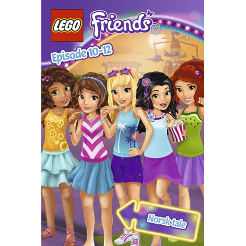 LEGO Friends - Episode 10-12 (DVD)