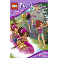 LEGO Friends - 4 Episoder (DVD)