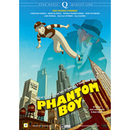 Produktbilde for Phantom Boy (DVD)