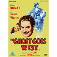 The Ghost Goes West (UK-import) (DVD)