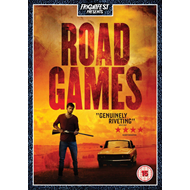 Produktbilde for Road Games (UK-import) (DVD)