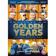 Produktbilde for Golden Years - Grand Theft OAP (UK-import) (DVD)