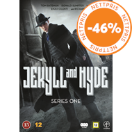 Jekyll And Hyde - Sesong 1 (DVD)