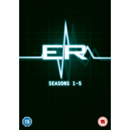 ER - Sesong 1 - 5 (UK-import) (DVD)