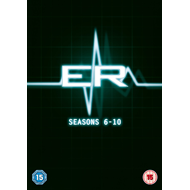 ER - Sesong 6 - 10 (UK-import) (DVD)