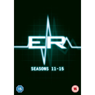ER - Sesong 11 - 15 (UK-import) (DVD)