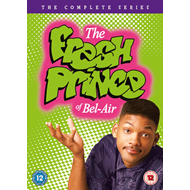 The Fresh Prince Of Bel-Air - The Complete Series (UK-import) (DVD)
