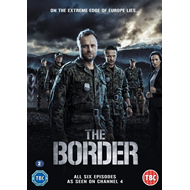 The Border (UK-import) (DVD)