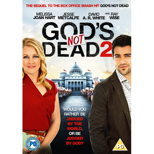 God's Not Dead 2 (UK-import) (DVD)