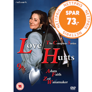 Produktbilde for Love Hurts - The Complete Series (UK-import) (DVD)