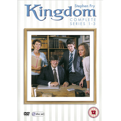 Kingdom - Sesong 1 - 3 (UK-import) (DVD)