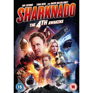 Sharknado - The 4th Awakens (UK-import) (DVD)