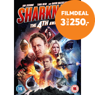 Produktbilde for Sharknado - The 4th Awakens (UK-import) (DVD)