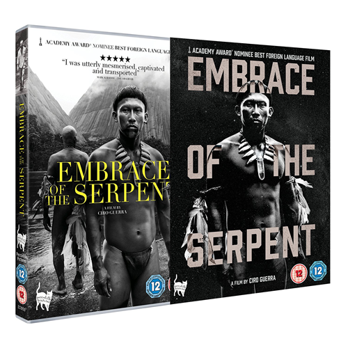 Embrace Of The Serpent (UK-import) (DVD)