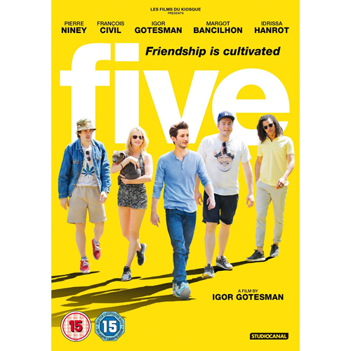Five (UK-import) (DVD)
