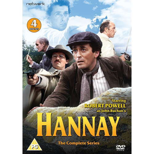 Hannay - The Complete Series (UK-import) (DVD)