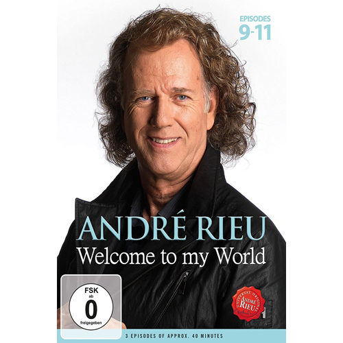 André Rieu - Welcome To My World 3 (DVD)