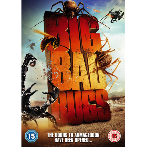 Big Bad Bugs (UK-import) (DVD)