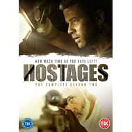 Hostages - Sesong 2 (UK-import) (DVD)