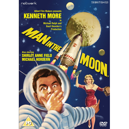 Man In The Moon (UK-import) (DVD)