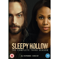 Sleepy Hollow - Sesong 3 (UK-import) (DVD)