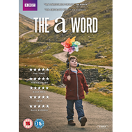 The A Word - Sesong 1 (UK-import) (DVD)