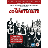 Produktbilde for The Commitments - 25th Anniversary Edition (UK-import) (DVD)