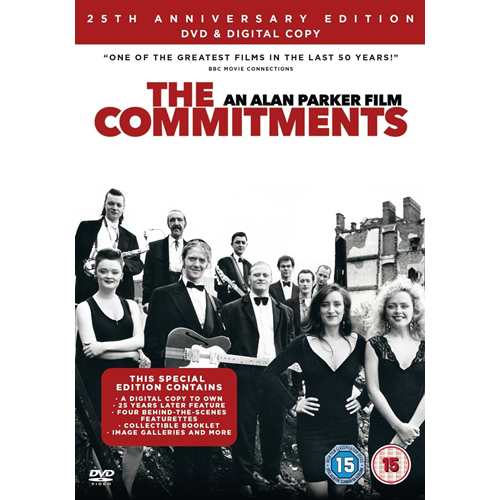 The Commitments - 25th Anniversary Edition (UK-import) (DVD)