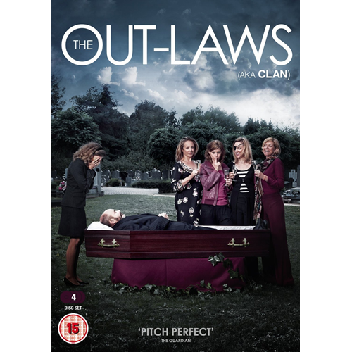 The Out-Laws (UK-import) (DVD)