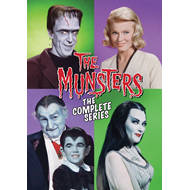 Produktbilde for The Munsters - The Complete Series (DVD - SONE 1)
