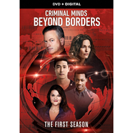 Criminal Minds: Beyond Borders - Sesong 1 (DVD - SONE 1)