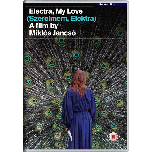 Electra, My Love (UK-import) (DVD)
